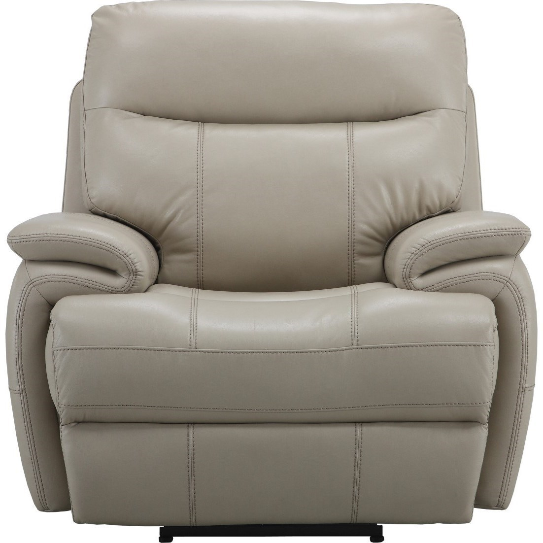 Recliner Pillow Dylan Casual Power Recliner With Pillow Arms By Parker Living At Del Sol Furniture